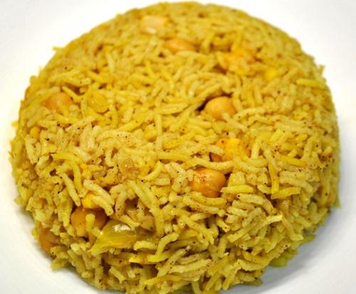 rijst op smaak maken